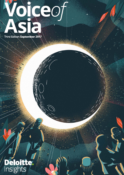 Voice of Asia Report on Third Wave of Asia's Growth (by Deloitte)