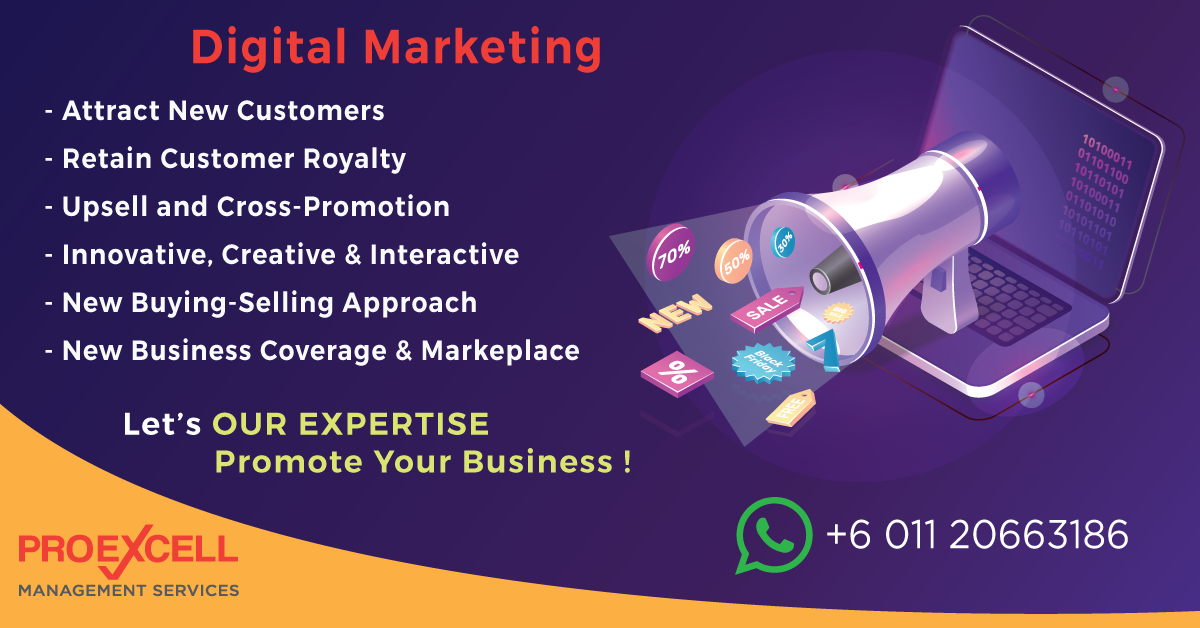 Marketing Solutions & Services