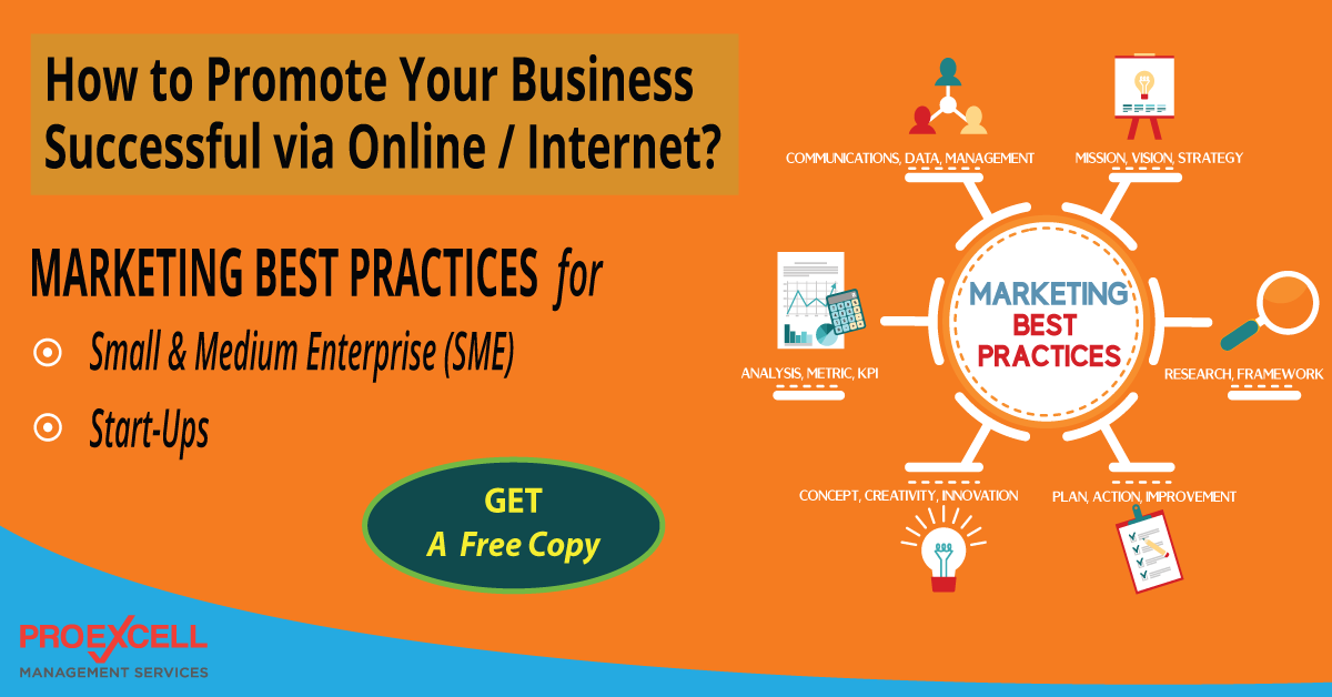 Marketing Best Practices for SME & Start-ups
